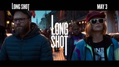 Long Shot is in theaters May 3 starring Seth Rogen and Charlize Theron. How did this happen? Long Shot, Charlize Theron, Powerful Women, Shots, Shit Happens