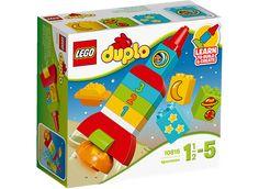 BR-lelut: Duplo, ensimmäinen rakettini 10815. 12,99 €