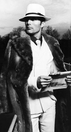 Danish actor and former professional dancer Mads Mikkelsen (b. 1965)