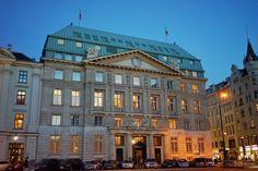 Park Hyatt Vienna, Mansions, Park, House Styles, Wedding, Home Decor, Valentines Day Weddings, Decoration Home, Manor Houses