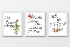 GROOM to bride proposal/Christmas Proposal/Will You Marry Me?/ Pop the Question/ Proposal Photo Prop/Alternative tie the knot /Poster/Custom