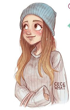 Shared by adventuress. Find images and videos about girl, draw and deviantart on We Heart It - the app to get lost in what you love. sketch Image about girl in Art 🎨🖌 by Carls Cardoso on We Heart It Girl Drawing Sketches, Cute Girl Drawing, Girly Drawings, Cartoon Girl Drawing, Girl Sketch, Cool Art Drawings, Cartoon Girls, Girl Drawing Images, Girl Cartoon Characters