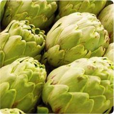 Artichokes top element for healthy life
