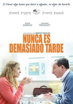 Una película muy premiada del director Uberto Pasolini. Con imágenes bellas y lentas nos enseña que la vida reserva al ser humano muchas sorpresas.#drama