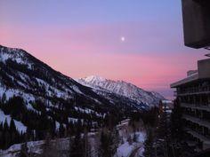 Beautiful Snowbird, Utah.  ECET2 convening Feb. 2014