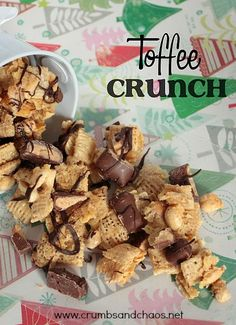 Toffee Crunch | Crum