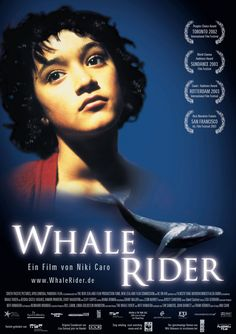 ✿ Whale Rider ~ Poster I ✿