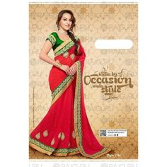Sonakshi Sinha Saree only at $99 with free shipping offer.