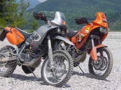 ktm 640 adventure - Google Search
