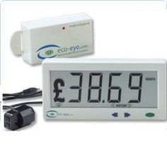 Eco Eye Elite Energy Monitor | Home and Business Electricity Monitor