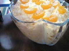 MANDARIN ORANGE SALAD!! Recipe