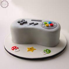 MakeUrCake - Super Nintendo Controller