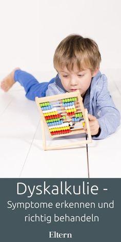 Immer Ärger mit Mathe? Dann hat Dein Kind vielleicht Dyskalkulie. Hier erfährst Du, wie man Symptome der Rechenschwäche erkennt - und wie Du Dein Kind mit der richtigen Therapie unterstützen kannst.