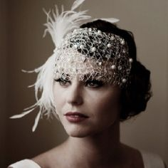 1920s headpiece