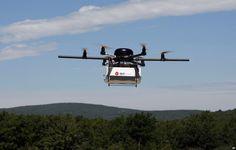 Au Malawi, où environ un million de personnes vivent avec le VIH, les drones pourront bientôt transporter des échantillons de sang à des laboratoires lointains pour les tests.