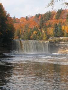 The Lake Superior water fall tour