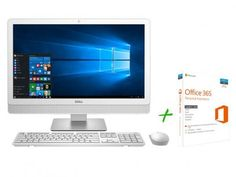 Computador All in One Dell Inspiron IONE-3459-A10 - Intel Core i3 4GB 1TB + Office 365 Personal com as melhores condições você encontra no Magazine Jc79. Confira!