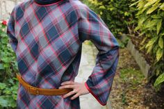 In the mood for Couture - Sewing Blogs, Sewing Tutorials, Blog Couture, Mood, Put On, Creations, Button Down Shirt, Men Casual, Plaid