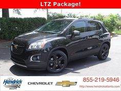 cool 2016 Chevrolet Trax FWD 4dr LTZ - For Sale View more at http://shipperscentral.com/wp/product/2016-chevrolet-trax-fwd-4dr-ltz-for-sale/