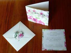 IncaRtesimi: busta origami quadrata con chiusura a cuore