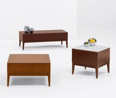 Ovate Occasional Tables