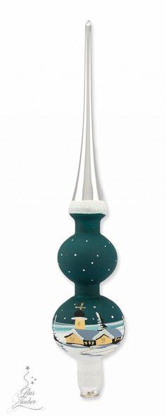 windlicht aus glas mit glasfu 12 cm frostgrau in 2018 traditioneller weihnachtsschmuck. Black Bedroom Furniture Sets. Home Design Ideas