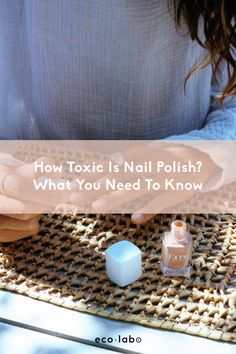 Are You Still Using Conventional Nailpolish? This is Why You Need To Stop