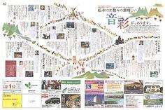 松本音風景~未来へ紡ぐ音彩(ねいろ)100選|新聞広告データアーカイブ