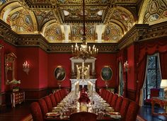 The William Kent Room at the Ritz London - Dinner