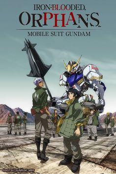 Crunchyroll - Mobile Suit GUNDAM Iron Blooded Orphans Full episodes streaming online for free