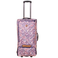 Roxy Distance Apart Wheeled Travel Bag from City Beach Australia ...