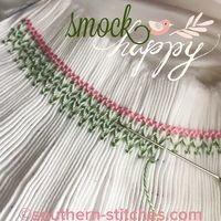 SewNso's Sewing Journal: {thread weaving in smocking}Hey there, I& still alive.and still smocking - sometimes I just get so busy that I forget neglect my Sewing Journal. I have been worki. Smocking Baby, Smocking Plates, Smocking Patterns, Sewing Patterns, Skirt Patterns, Coat Patterns, Blouse Patterns, Embroidery Stitches, Hand Embroidery