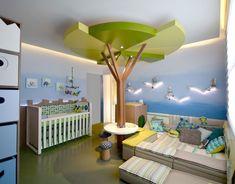 Casa Cor Rio Grande do Sul - 2014: Floresta Encantada por Luana Mundstock e Lisandra Mundstock.