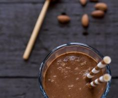 Healthy chocolate cocktail recipe