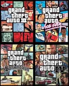 GTA 3-4