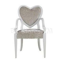 Temptation Heart Dining Chair