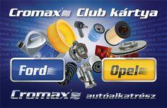 Cromax Clubkártya