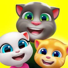 Amazon.com: My Talking Tom Friends: Appstore for Android Ipod Touch, Ipad, Get Over It, Talking Tom 2, Tom Games, Toms, Adrien Y Marinette, Subway Surfers, Virtual Pet