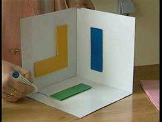 Rýsování pravoúhlé projekce