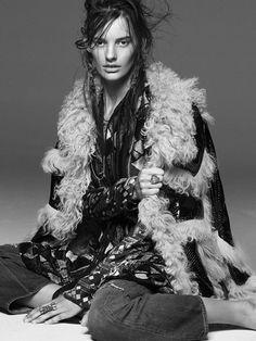 Amanda Murphy for Vogue Australia by Greg Kadel By  | September 15, 2015