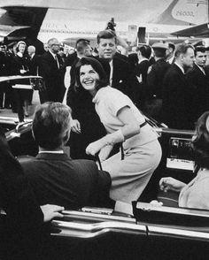 jacquelineleebouvier:  November 21st, 1963 San Antonio, Texas