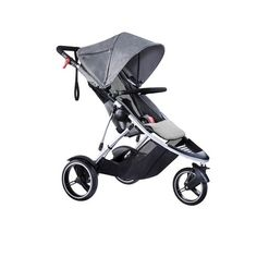 Poussette Phil And Teds Dash Grey Marl - Taille : Taille Unique Car Seat And Stroller, Car Seats, Phil And Teds, Flat Tire, Travel System, Baby Gear, Baby Strollers, Parks, Budget