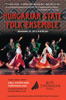 Music and culture from Hungary coming this Spring to Toronto.