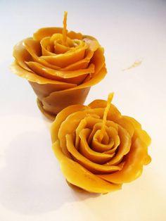 Another Beeswax Roses by Helviriitta.deviantart.com on @DeviantArt