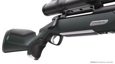 MONOBLOC: Jagdwaffendesign für Steyr-Arms. Vom Entwurf bis zum Serienprodukt. Steyr, Hand Guns, Arms, Design, Hunting, Firearms, Pistols, Design Comics