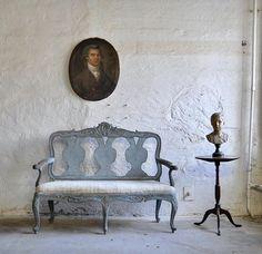 Home Interior Design Antique Interior, French Interior, Classic Interior, Home Interior Design, Swedish Style, Swedish Design, Shabby, Wabi Sabi, Painted Furniture