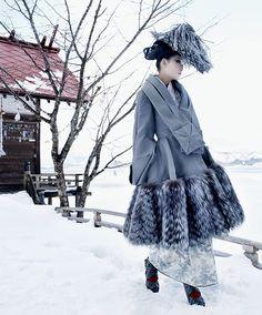 John Galliano for Christian Dior Fall Winter 2007 Ready to Wear