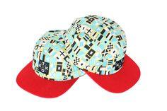cewax.fr aime cette casquette en tissu africain wax style ethnique afro tendance tribale african print ankara 100% coton par KitokoWax