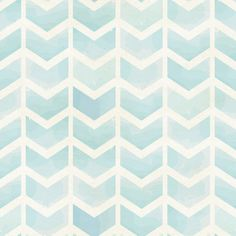 Faded Blue Chevron headboard.