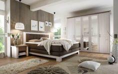 Schön komplett schlafzimmer mit boxspringbett   Deutsche Deko ...